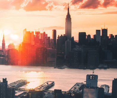 New York Sunsets